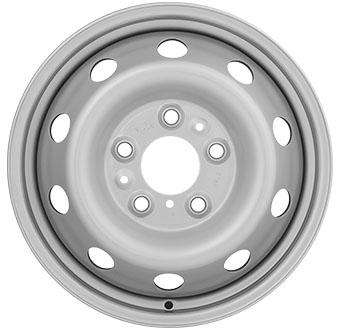 Wheel 6,0X16 KRONPRINZ 5/130   ET68   CH78,1