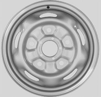 Wheel 5,5X15 KRONPRINZ 5/160   ET60   CH65,1