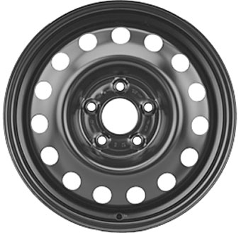 WHEEL 6,5X16 KRONPRINZ 5/114,3 ET51  CH67,1