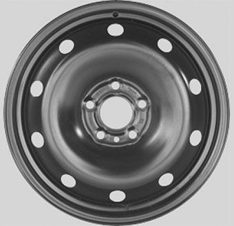 Wheel 6,5X16 KRONPRINZ 5/108   ET50   CH60,1