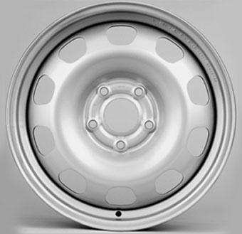 WHEEL 6,5X16 KRONPRINZ 5/114,3 ET50  CH66,1
