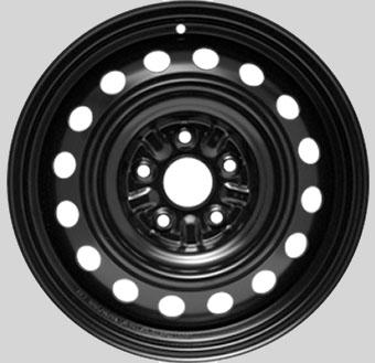 Wheel 6,5X16 KRONPRINZ 5/114,3 ET45   CH60,1