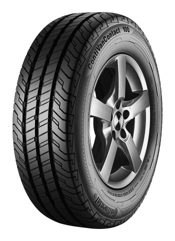 225/65R16 CONTINENTAL CONTIVANCONTACT 100 112R IVE (VAN SUMMER)