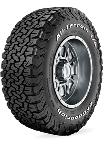 275/70R16 119S BF GOODRICH ALL TERRAIN T/A KO2