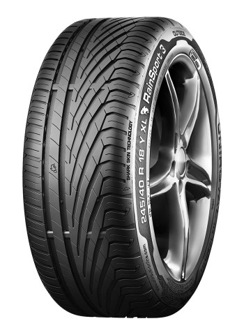 Summer Tyre UNIROYAL RAINSPORT 3 255/45R19 104 Y