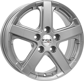 Wheel 6,5X15 FOX VIPER COMMERCIAL 5/130 ET50 950KG