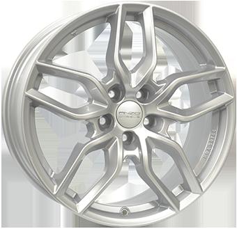 Wheel 8,0X18 ANZIO SPARK 5/108   ET55 CH63,3