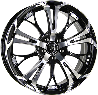 Wheel 7X17 876  POISON 5X114 ET 42