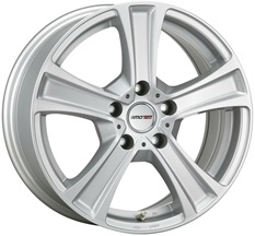 WHEEL 7,5X17 MOTEC COOL 5/114,3 ET40 CH66,1