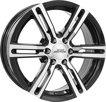 WHEEL 7,5X17 IA KARGIN 6-SP 6/139,7 ET25 CH110,1