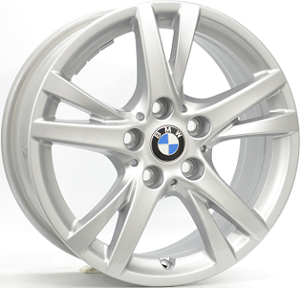BMW STYLE 473 ZILVER