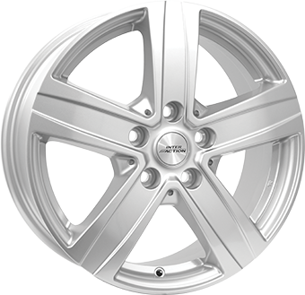 WHEEL 7,0X17 INTER ACTION VN5 5/114,3 ET45 CH66,1