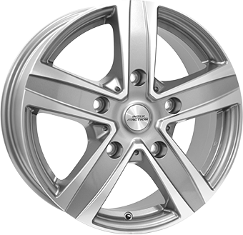 WHEEL 6,5X16 INTER ACTION VN5 5/108  ET42 CH65,1