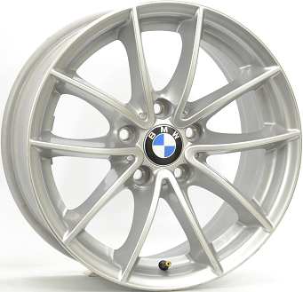 BMW STYLE 304 ZILVER