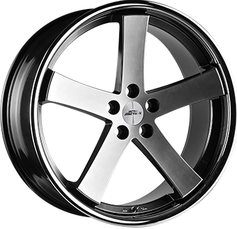 WHEEL 9,5X22 IA RACING 5/108 ET40 CH63,4