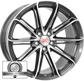 WHEEL 8,0X18 MILLE MIGLIA 1007 5/114,3 ET40 CH79,5