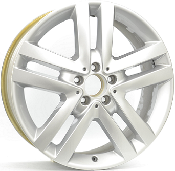 Wheel 8,5X19 MERC GL 5/112 ET62 66,6 DEMO/NO CAP !!