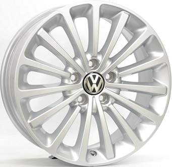 VW KNOXVILLE ZILVER