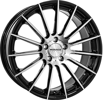 CERCHIO 8,5X19 MONACO FORMULA 5/112  ET45 CH66,5