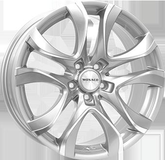Wheel 8,5X19 MC BEAU RIVAGE 5/114,3 ET40 CH73,1