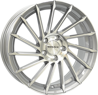 WHEEL 8,0X18 MONACO TURBINE 5/114,3 ET40 CH67,1