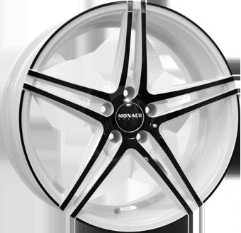Wheel 8,5X19 MONACO PORTIER 5/112   ET45 CH73,1