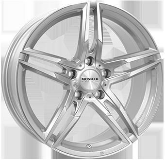 Wheel 9,0X19 MONACO GRAND PRIX 5/112   ET35 CH66,5