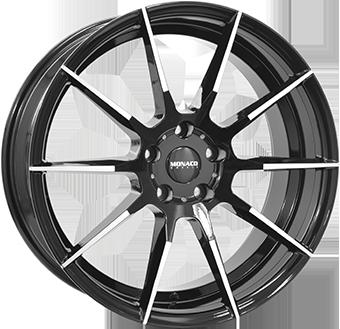 Wheel 9,5X19 MONACO APEX 5/112   ET40 CH73,1