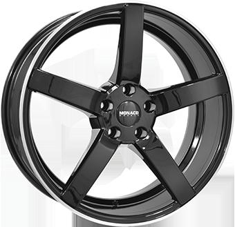 Wheel 8,5X19 MONACO COCKPIT 5/108   ET45 CH63,4