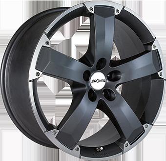 Wheel 8,0X18 RONAL R47 5/118   ET45 CH71,1