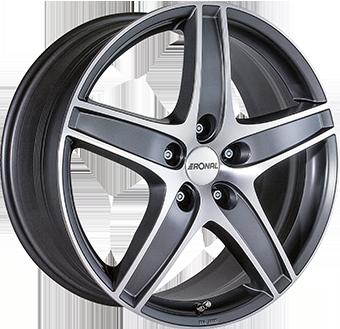 Wheel 8,5X18 RONAL R48 5/130   ET48 CH71,6
