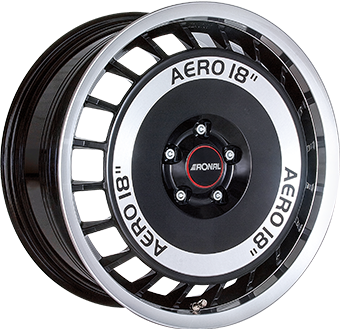 WHEEL 8,0X18 RONAL R50 AERO 5/114,3 ET40 CH82