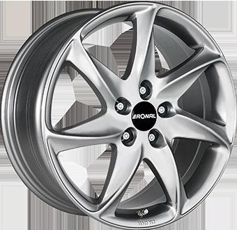 Wheel 8,0X18 RONAL R51 5/108   ET45 CH76