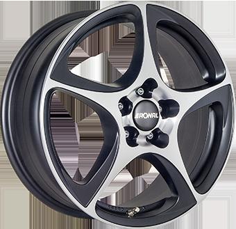 Wheel 7,0X16 RONAL R53 4/098   ET38 CH68