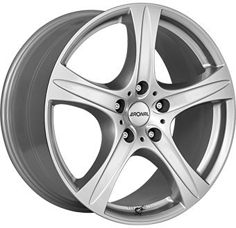 FELGE 8,5X18 RONAL R55 SUV 5/130  ET55 CH71,6