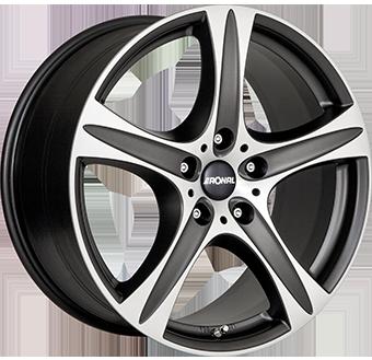 Wheel 9,5X20 RONAL R55 SUV 5/112   ET55 CH66,6