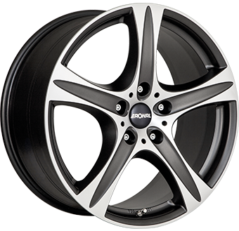 Felge 9,5X20 RONAL R55 SUV 5/112   ET55 CH66,6