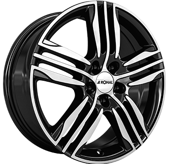 WHEEL 7,5X17 RONAL R57 5/114,3 ET40 CH82