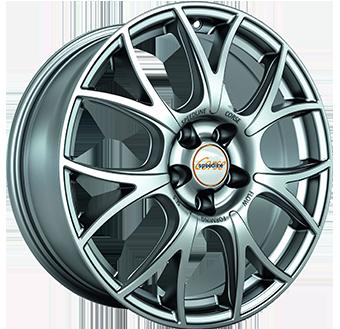 Wheel 7,5X18 SPEEDLINE SL5 5/108   ET40 CH76