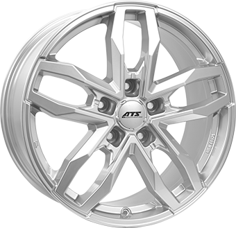 WHEEL 8,5X18 ATS TEMPERAMENT 5/130  ET55 CH71,5