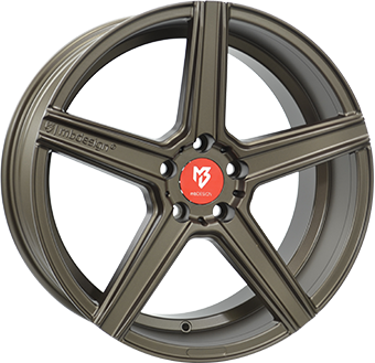 WHEEL 9,0X20 MB DESIGN KV1  5/112 ET42 CH75,0