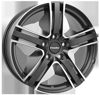 Wheel 7,0X17 IRMSCHER SPECTRA EX 5/115 ET40 70,3