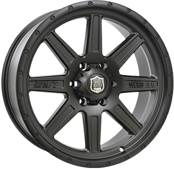 Wheel 9,0X17 DEEGAN 38 PRO-2 6/139,7 ET18 CH108,1