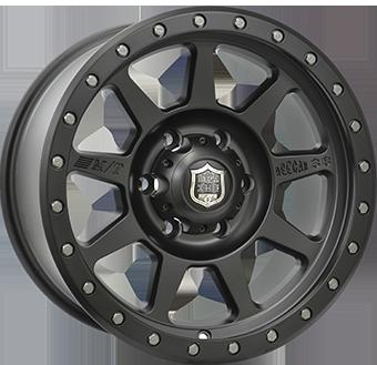 Wheel 9,0X17 DEEGAN 38 PRO-4 6/139,7 ET18 CH108,1