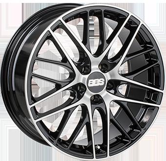 Wheel 7,5X17 BBS CS5 5/100   ET35 CH70,0