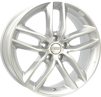 WHEEL 8,0X18 BBS SX 5/114,3 ET40 CH82,0