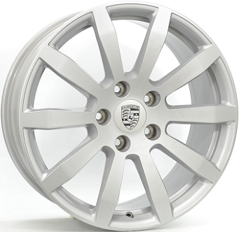 WHEEL 6,0X17 RENAULT 5/114,3 ET50 CB66,1 DEMO!!!