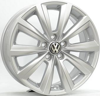 VW MISTRAL ZILVER