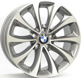 BMW STYLE 452 ANTRACIET / GEPOLIJST